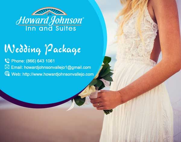 In Howard Johnson Vallejo #Wedding_Package,intimate Benicia Room, captivating pool area, with its beautiful gazebo is a PERFECT PLACE for your Wedding. Visit us at: http://bit.ly/2ctBog5