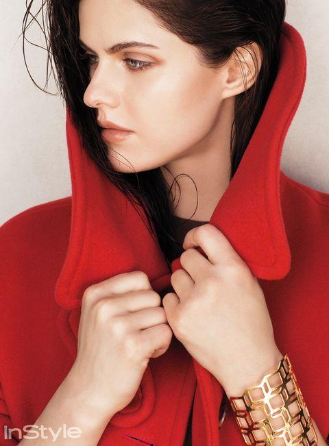 Get to know Alexandra Daddario.