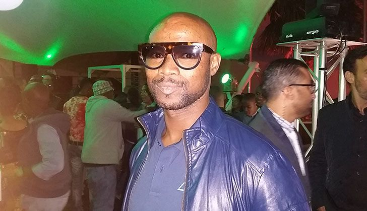 South African singer Mandoza battling for his life