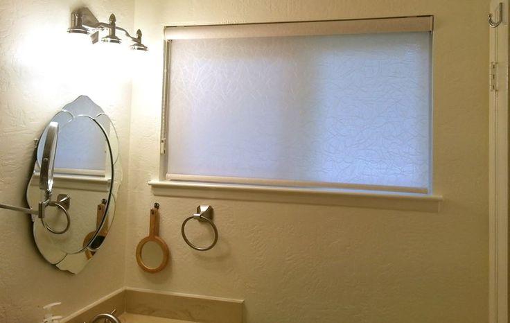Blind Depot Bathroom privacy shades