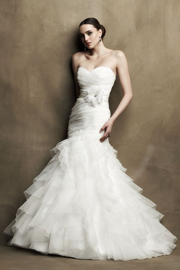 16 best Discontinued gowns images on Pinterest   Wedding frocks ...