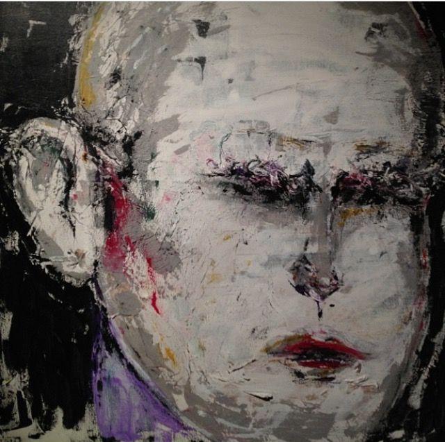 Döm int allt du ser... #målning #blandteknik #akryl #allkonstnär #konst #lis1 #lis1design