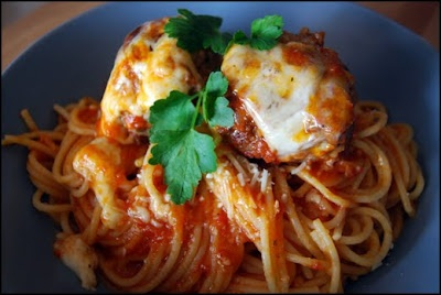 Ultimate Meatballs by Tyler Florence
