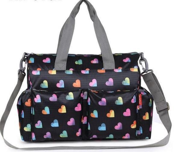 Fashion Print Mummy Shoulder Bag