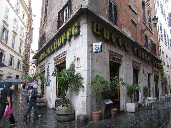 TAZZA D' ORO ORIGINAL COFFEE srl - Via degli Orfani, 84 (Pantheon) - 00186 Roma Tel. +39.06.67.89.792   +39.06.67.92.768   Fax +39.06.67.98.131 email: info@tazzadorocoffeeshop.com