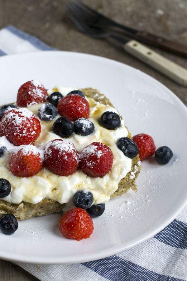 Cake bij ontbijt
