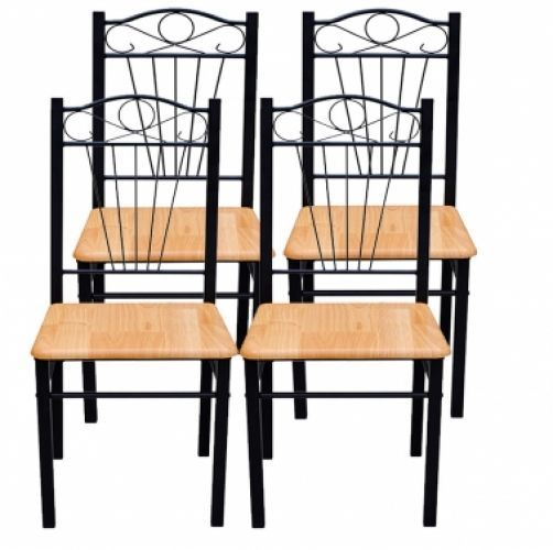 Cute Dining Chairs Light Brown Set of Grab this Budget Novelty Visit LUXURY