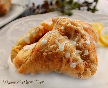 Bunny's Warm Oven: Ina Garten's Easy Cheese Danish This homemade bakery style lemon flavored treat is made easy with puff pastry.