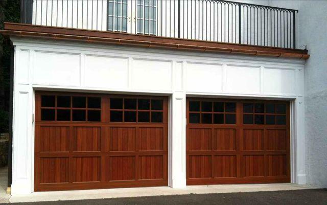 Wood Garage Door Styles Norwalk, Overhead Garage Doors Norwalk Ct