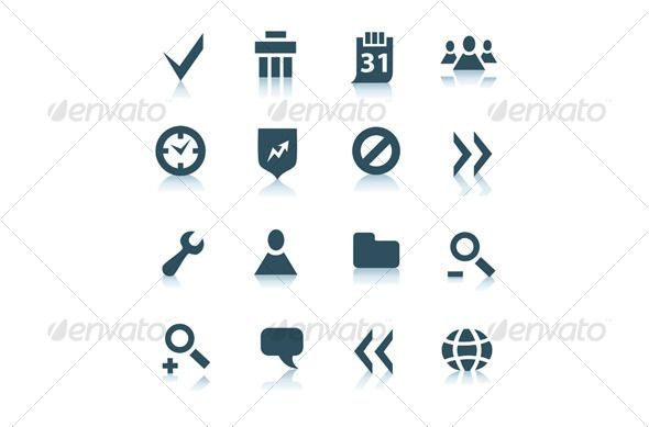 Gray internet icons, part 2 — Vector EPS #isolated #gray • Available here → https://graphicriver.net/item/gray-internet-icons-part-2/58769?ref=pxcr