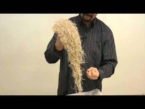 Ramo de novia técnica mixta - YouTube
