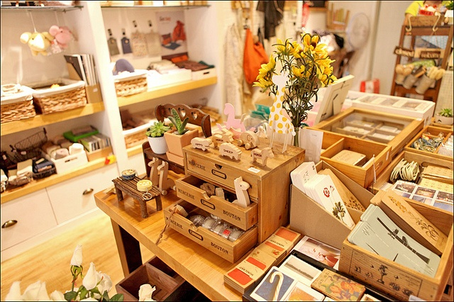 A good zakka shop should feel like scouring for treasure