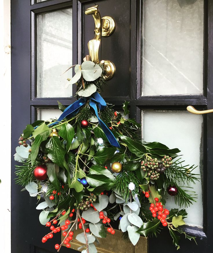 Happy Christmas! Here is our lovely London Doctor's knocker being used to hang the decorations. http://www.priorsrec.co.uk/london-doctors-brass-door-knocker-/p-3-24-25-67:
