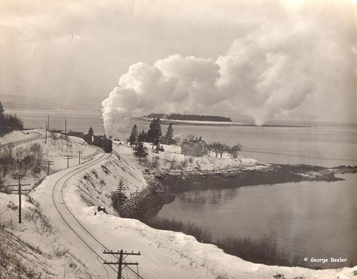 We love NS ..Smiths Cove  1940s