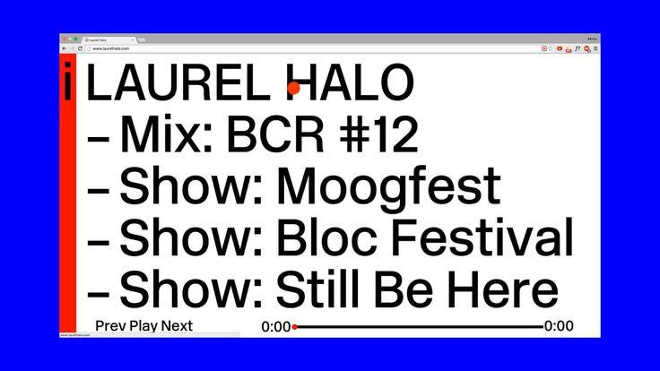 Laurel Halo Website
