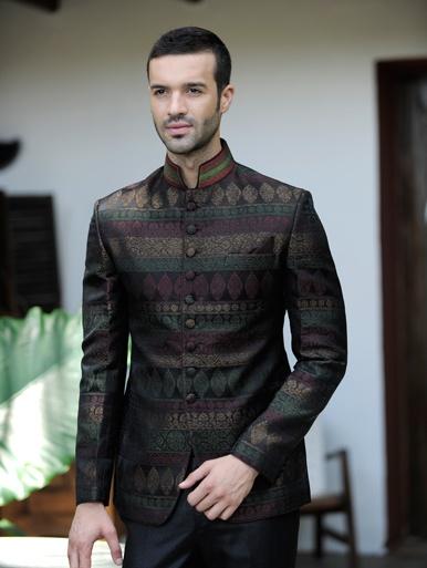 asian mens wear