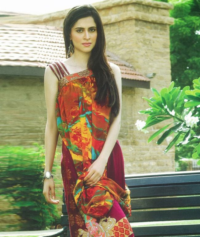 Accentuate your feminine quotient as fashionandyou.com brings to you an irresistible ethnic wear collection from Shariq. Contemporary designs and printed fabrics with a distinct flavour that comes from a sophisticated sense of aesthetics  attention to detail  quality and excellent craftsmanship makes these pieces a must have for your wardrobe. Take your pick  each one is nothing short of a masterpiece that truly deserves its place in every fashion connoisseur's closet.Note: Some design…
