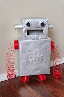 mommy lessons 101 creative valentine box 10 robot version 2