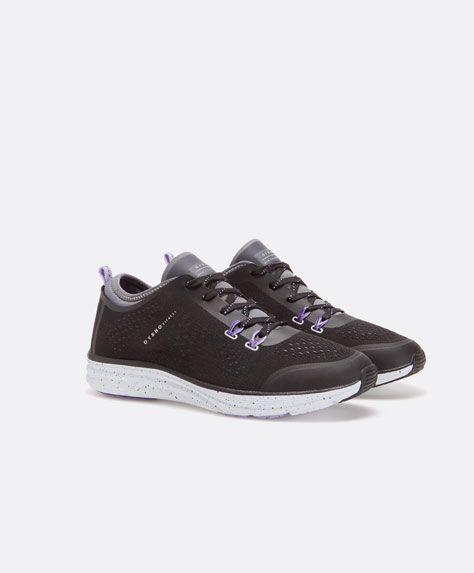 Sneaker Oysho calzino - OYSHO