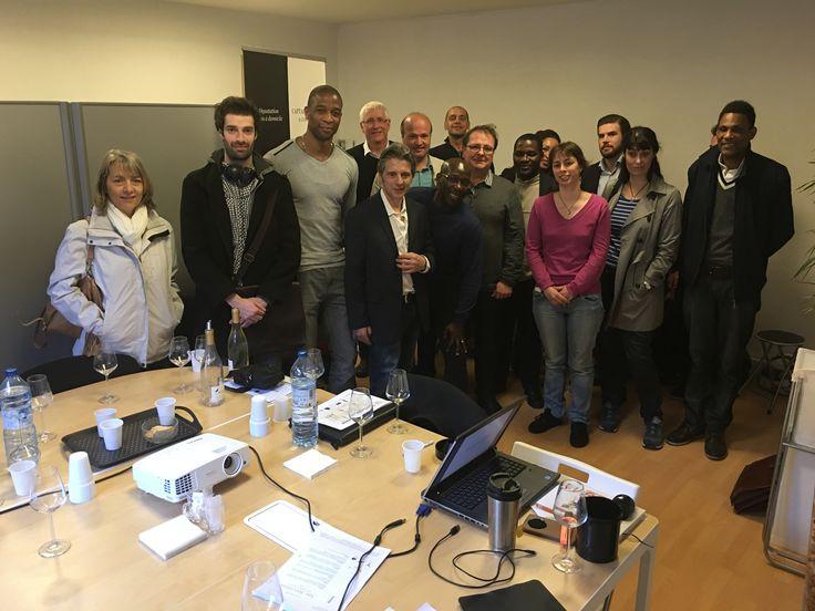 Captain Bacchus organise sa réunion VDI sur paris Rejoignez nous !