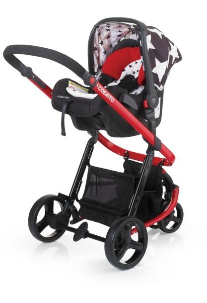Giggle 3 In 1 Travel System From Cosatto All Star Print