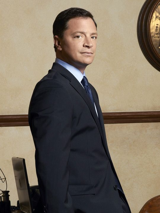 Scandal (TV show) Joshua Malina as David Rosen
