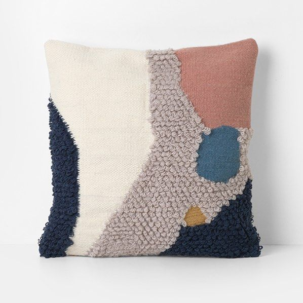 "357 Likes, 7 Comments - Lizzie Evans (@ifeelsmug) on Instagram: ""Probably my fave new thing in this week - Loop Cushion Landscape by @fermliving Tonnes of NEWNESS…"""