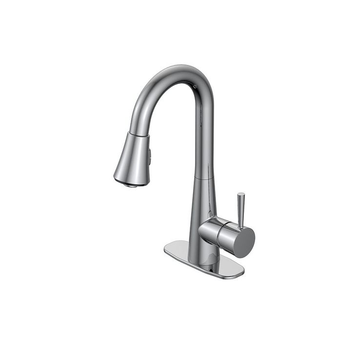 Shop JACUZZI  FP4A0068 Carson 1-Handle Utility Sink Faucet Pulldown Sprayer at Lowe's Canada. Find our selection of laundry tubs & faucets at the lowest price guaranteed with price match + 10% off.