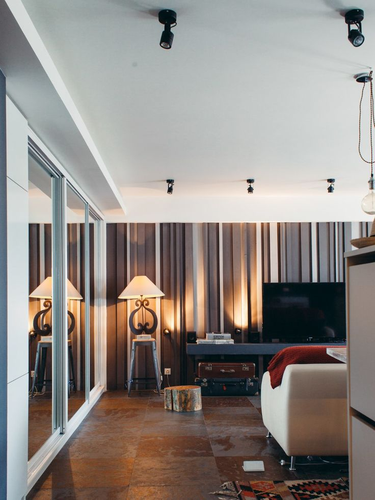 Трое московских архитекторов показали TheVillage своё жильё
