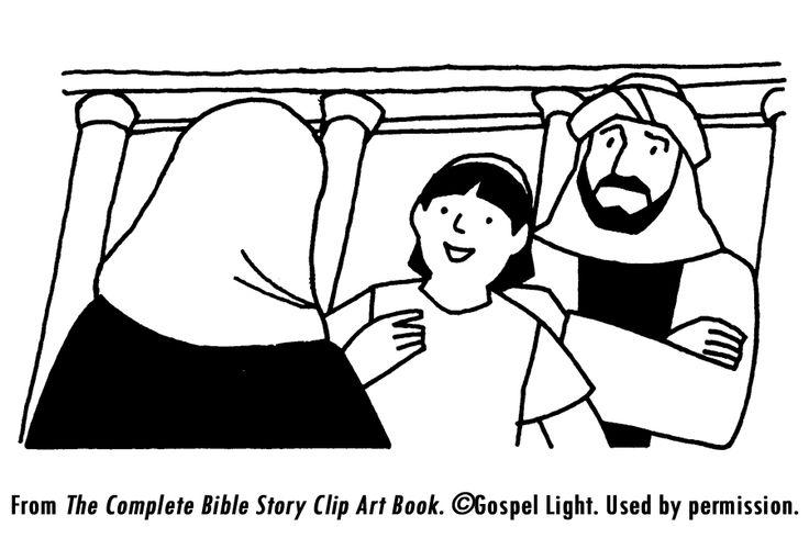Boy Jesus Visits the Temple Mission Bible Class