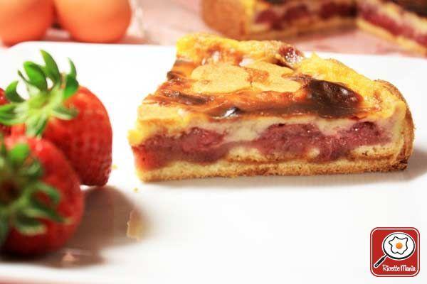 Ricetta Crostata di fragole