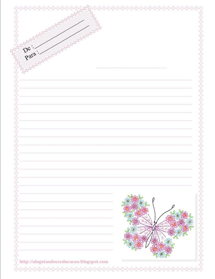 80 best cute stationery images on Pinterest Printable, Cool - blank lined writing paper