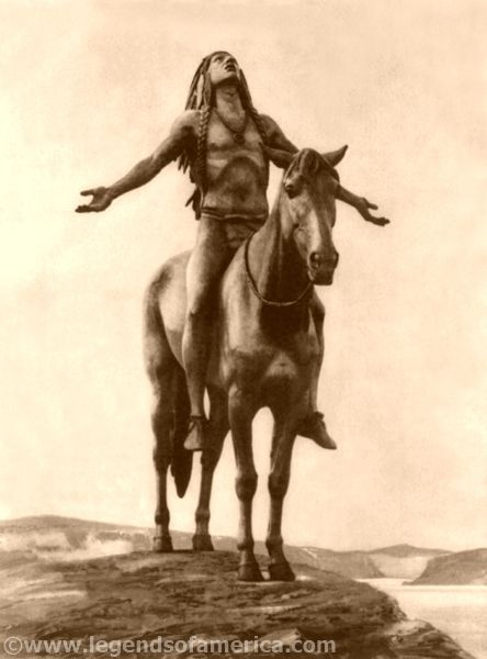 Native American Great Spirit | Native American Religion and Ceremonies - History and Information ...