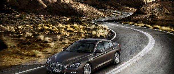 BMW 6 Series Gran Coupe Wallpaper HD CarsWallpaperHD.com