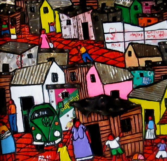 african township art - Google Search