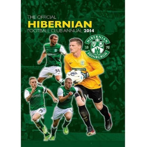 Up for purchase is The Official Hibernian FC Annual 2014 by Grange. Everything…