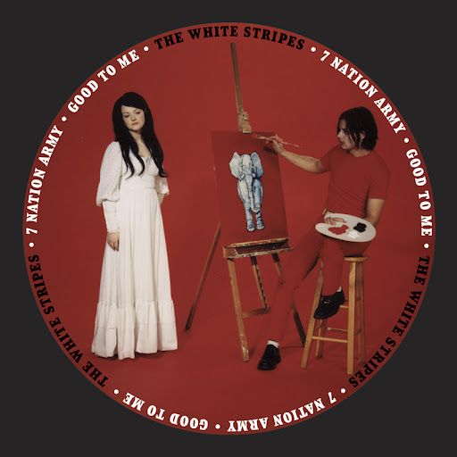 ▶ The White Stripes - 'Seven Nation Army' - YouTube