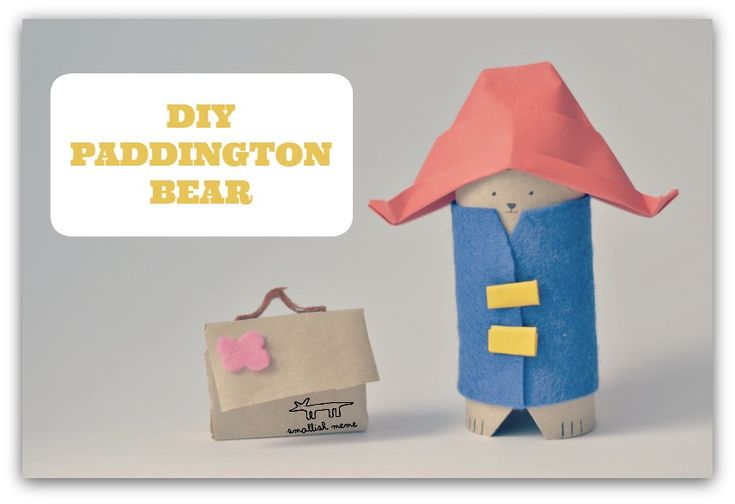 DIY Oso Paddington