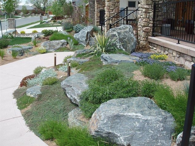 25 best ideas about Boulder landscape on Pinterest