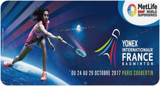 Jadwal Lengkap Yonex French Open 2017 Super Series Terbaru
