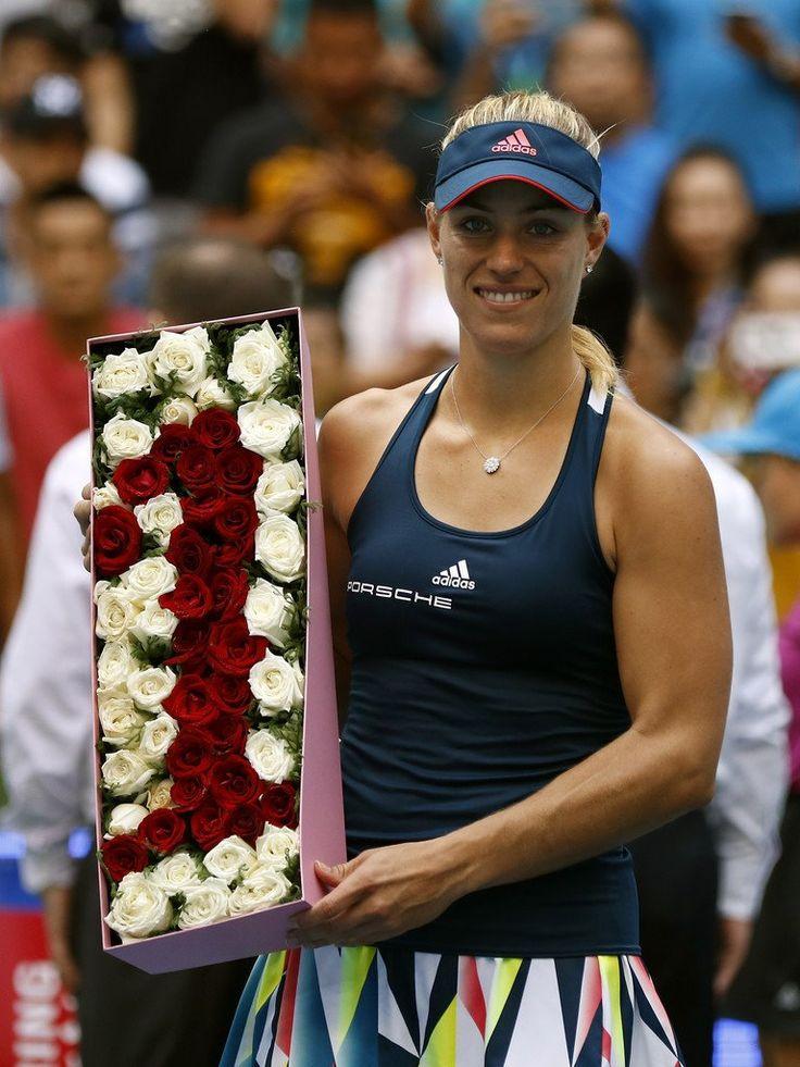Latest WTA Rankings: 1. Kerber; 2. S. Williams; 3. Muguruza; 4. Radwanska; 5.  Halep; 6.  Pliskova; 7.  V. Williams; 8.  Suarez Navarro; 9.  Keys; 10.  Kuznetsova. 9/28/16