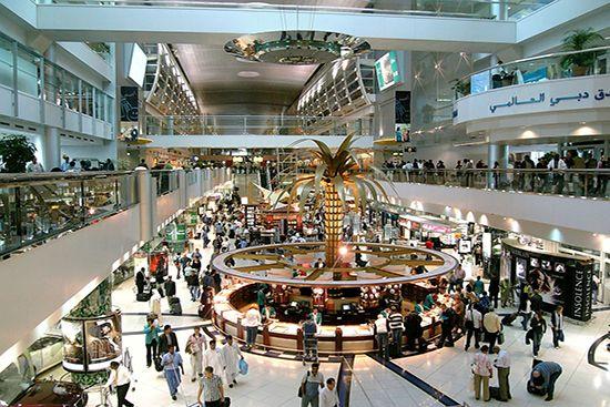 Things to do in Dubai International Airport