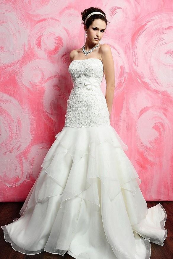 41 best Wedding dresses images on Pinterest | Vestidos de boda ...