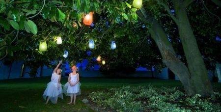 se non son lucciole son #lanterne #lamp #design #light #garden