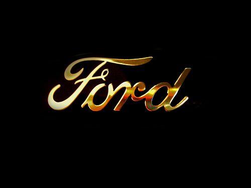 Ford Logo digitalcarworldtv.blogspot.com