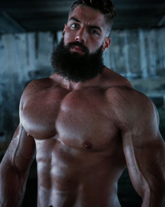 23 Best Javier Montes De Oca Images On Pinterest  Beards, Beard Style And Bodybuilder-8222