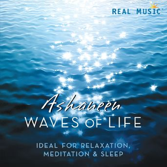 """Download a FREE track from the upcoming album, """"Waves of Life"""" by Ashaneen."""