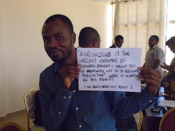 Water is important to food security  http://ow.ly/KknEj  @YPARD @UN_Water #youthinagselfie #WorldWaterDay #WATERIS
