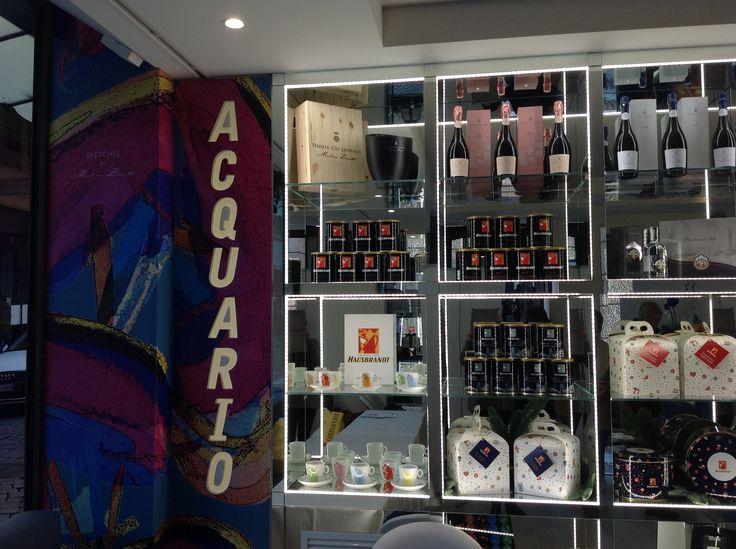 Caffeteria Hausbrandt Acquario Treviso