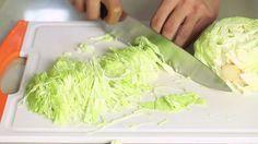 Imagem intitulada Make Sauerkraut Step 1 preview